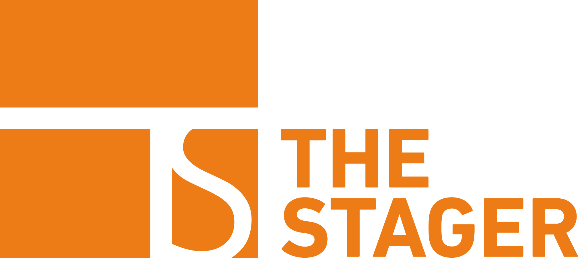 Logo The Stager